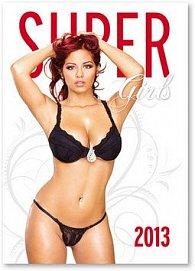 Super Girls 2013 - nástěnný kalendář