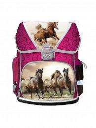 Batoh Hard Case koně