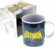Hrnek keramický - Batman/logo