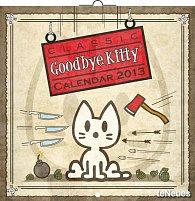 Kalendář 2013 poznámkový - Goodbye Kitty, 30 x 60 cm