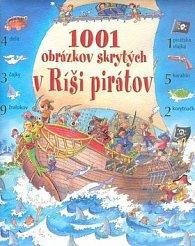 1001 obrázkov skrytých v Ríši pirátov