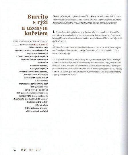 Náhled Rychlé obědy - Plus nápady na jídla do krabičky i mrazáku a zdravý fastfood (Edice Apetit)
