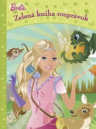 Barbie Zelená kniha rozprávok
