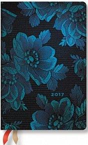 Diář Blue Muse 2017 HOR