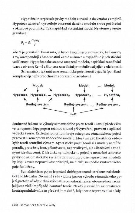 Náhled Nástin filozofie vědy - Empirické základy vědy v analytické tradici