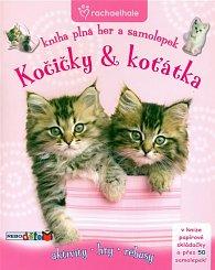 Kočičky & koťátka - Kniha plná her a sam