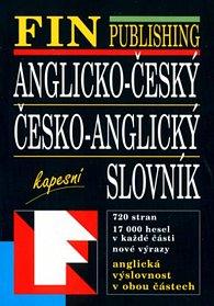 Slovník FIN anglicko-český - česko-anglický kapesní