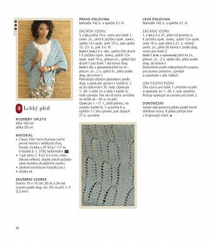 Náhled Šály, šátky, návleky - 20 vzorů, 3 varianty