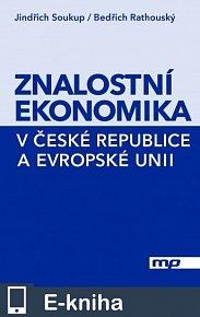 Znalostní ekonomika v České republice a Evropské unii (E-KNIHA)