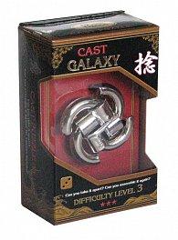 Hlavolam Hanayama Gold - Galaxy