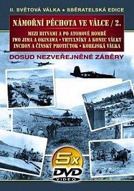Námořní pěchota ve válce II. 5 DVD