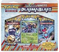 Pokémon: BW10 Plasma Blast - 3 Pack Blister (1/24)