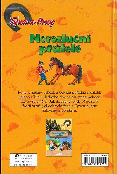 Náhled Nerozluční přátelé - Týna a Pony - 2.vy