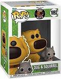 Funko POP Disney: Dug Days - Dug w/Squirrel