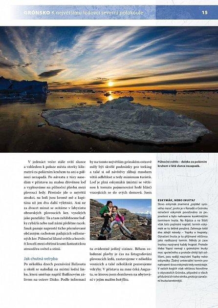 Náhled Nejhezčí místa světa - Od Grónska po Antarktidu pěšky, stopem, na kole, na lyžích, na koni, ledoborcem nebo na mořském kajaku