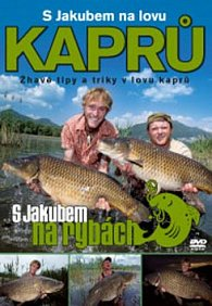 S Jakubem na rybách Na lovu kaprů