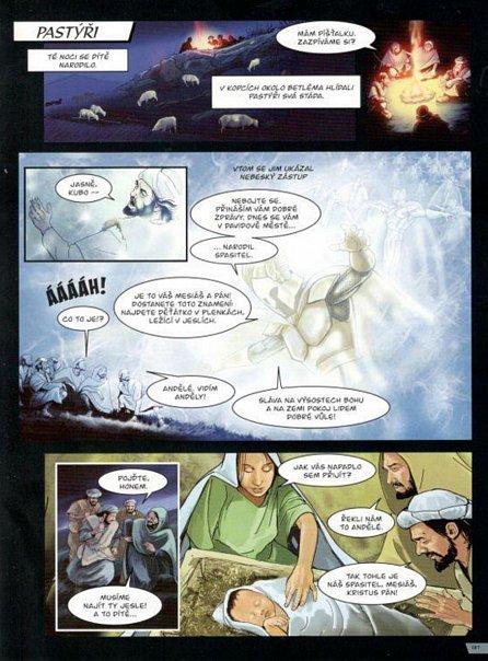 Náhled Hero Bible - Akční příběhy knihy knih