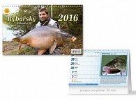 Rybářský 2016 - stolní kalendář