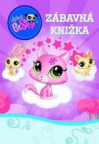 Littlest Pet Shop Zábavná knižka