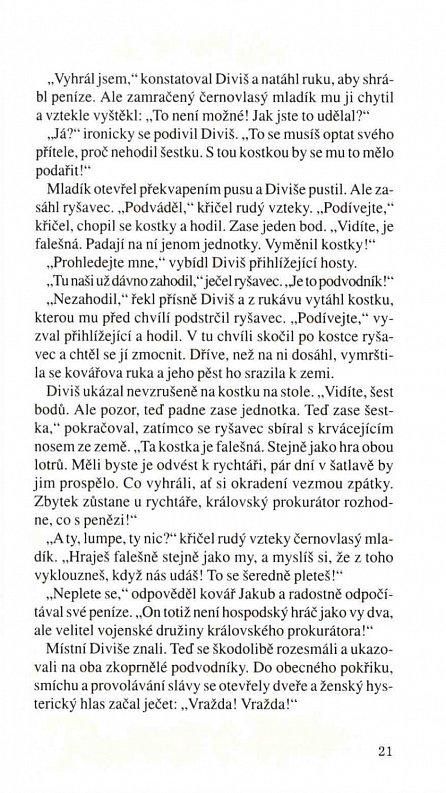 Náhled Zdislava a ztracená relikvie - Hříšní lidé Království českého