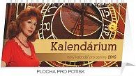 Kalendář 2015 - Kalendárium Saskia Burešová - stolní