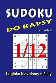 Sudoku do kapsy 1/2012 (modrá)
