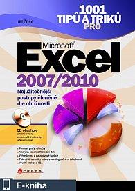 1001 tipů a triků pro MS Excel 2007/2010 (E-KNIHA)