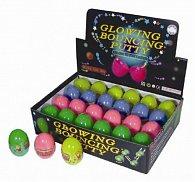 Svítící hmota ve vajíčku, display 24 ks