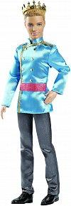 Barbie Kouzelná dvířka princ