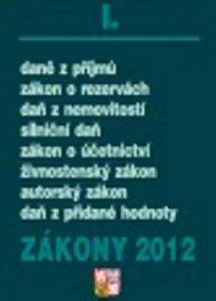 Zákony 2012 I.