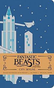 Zápisník Fantastic Beasts and Where to Find Them: City Skyline