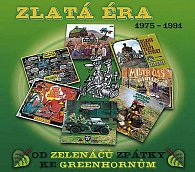 Greenhorns - Zlatá éra 1975 - 1991 3 CD