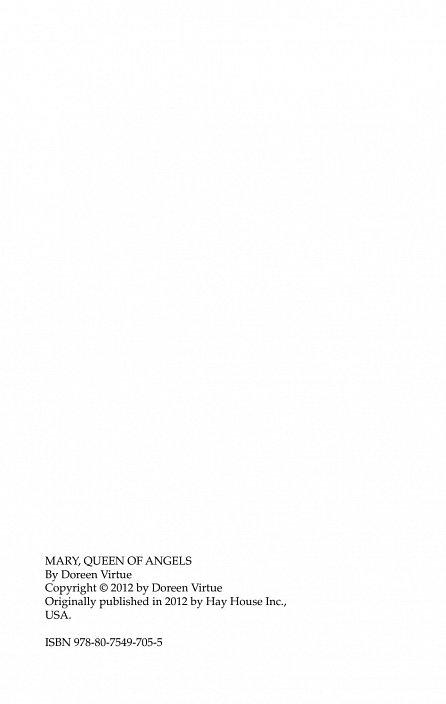 Náhled Marie, královna andělů