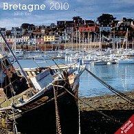 Bretagne Jakub Kasl 2010 - nástěnný kalendář