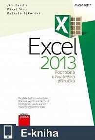 Microsoft Excel 2013 Podrobná uživatelská příručka (E-KNIHA)
