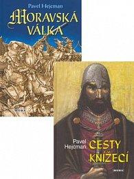 Balíček 2ks Moravská válka + Cesty knížecí