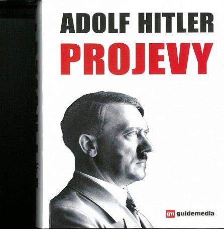 Náhled Adolf Hitler PROJEVY