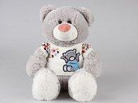 Medvídek v tričku - 28 cm