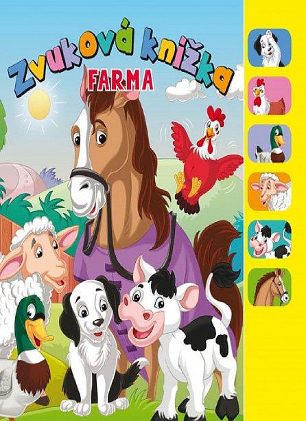 Náhled Farma - Zvuková knížka