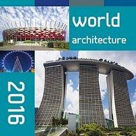 World Architecture 2016 - nástěnný kalendář