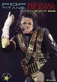 Kalendář 2010 - Michael Jackson