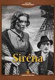 Siréna - DVD (digipack)