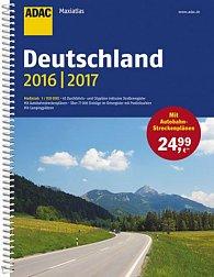 MAXIATLAS Deutschland 2016/2017  ADAC 1:150T