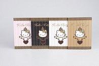 Školní sešit Hello Kitty A5, 52 listů - linkovaný