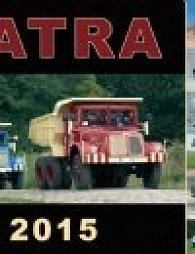 Kalendář 2015 Tatra