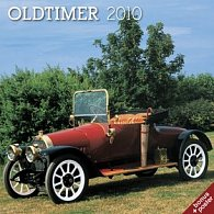 Oldtimer 2010 - nástěnný kalendář