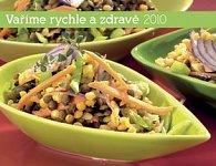 Vaříme rychle a zdravě 2010 - stolní kalendář