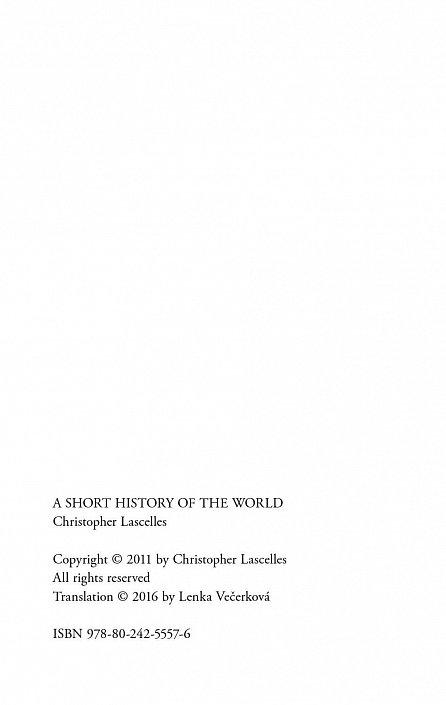 Náhled Stručné dějiny světa - Přehledný průvodce od prehistorie po moderní dobu