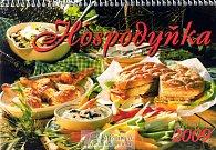 Kalendář Hospodyňka 2009