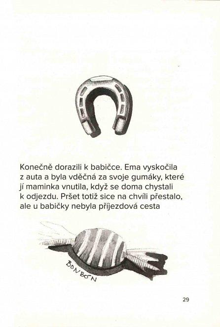 Náhled Ema a jednorožec - Kouzelný roh